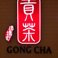 Photo taken at Gong Cha (貢茶) by Kitwei L. on 4/9/2012