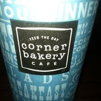 Photo taken at Corner Bakery Cafe by Brian H. on 8/6/2011
