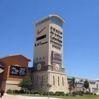 Photo taken at Houston Premium Outlets by Leslie D. on 4/24/2012