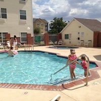 Photo taken at TownePlace Suites Lubbock by Karin S. on 7/22/2012
