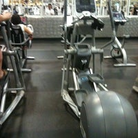 Photo taken at 24 Hour Fitness by Lisa D. on 8/23/2011