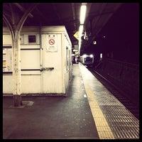 Photo taken at Uguisudani Station by ロンゴロンゴ on 6/11/2012