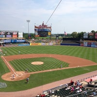 Photo taken at Coca-Cola Park by Erin on 7/23/2012