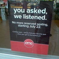 Photo taken at AMC Town Center 20 by Michael O. on 6/25/2011
