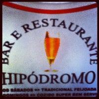 Photo taken at Bar e Restaurante Hipódromo by Maria Clara P. on 4/6/2012