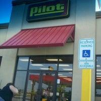 Photo taken at Pilot Travel Center by Susan B. on 6/24/2012