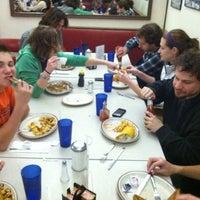 Photo taken at Skylark Diner by Dave M. on 11/26/2011