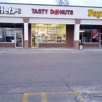 Photo taken at Tasty Donuts by John V. on 1/24/2012