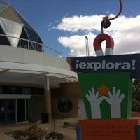 Photo taken at Explora! by Jonathan S. on 4/19/2011
