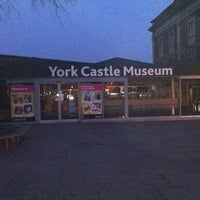 Photo taken at York Castle Museum by David D. on 3/24/2011