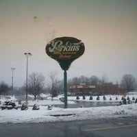 Photo taken at Perkins Restaurant and Bakery by Margaret F. on 1/23/2012