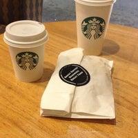 Photo taken at Starbucks by Shmuel H. on 3/2/2012