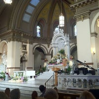 Photo taken at St. Aloysius Church by Taylor R. on 4/24/2011