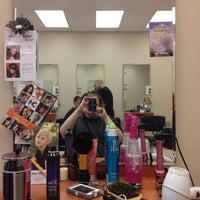 Photo taken at Hair Cuttery by Stephanie S. on 6/16/2012