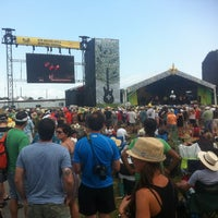 Photo taken at New Orleans Jazz and Heritage Festival by Wendy G. on 5/5/2012