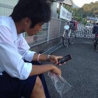Photo taken at ファミリーマート 緑井三丁目店 by Naoki F. on 7/31/2012