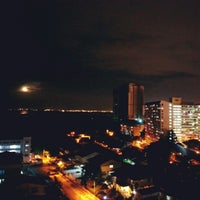 Photo taken at Hotel Sentral Seaview by YiNG S. on 8/7/2012