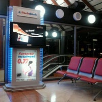 Photo taken at Gate F4 by Natalia S. on 10/10/2011