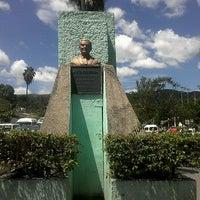Photo taken at Busto de Rufo Figueroa by Shelo C. on 7/6/2012
