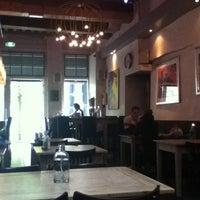 Photo taken at Grand Café De Stadthouder by Mar O. on 5/7/2012