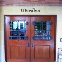 Photo taken at LiteraTea by Tyson G. on 3/9/2011