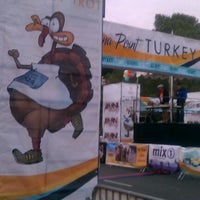 Photo taken at Dana Point Turkey Trot by Mark G. on 11/24/2011