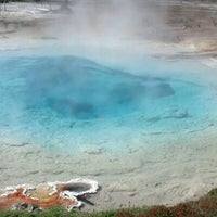 Photo taken at Yellowstone National Park by Bethany J. on 7/10/2012