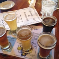 Photo taken at Crescent City Brewhouse by Clayton O. on 8/5/2012