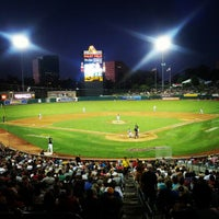 Photo taken at Raley Field by Justin R. on 8/25/2012