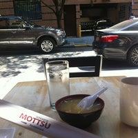 Photo taken at Mottsu by Anna B. on 9/13/2012