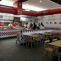 Photo taken at Five Guys by RetailGoddesses on 4/28/2012