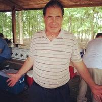 Photo taken at Volunteer's Park by Paul L. on 6/24/2012