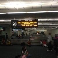 Photo taken at Orlando International Baggage Claim by Gail K. on 8/14/2012