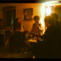 Photo taken at Molly's Cafe by T. D. on 3/3/2012