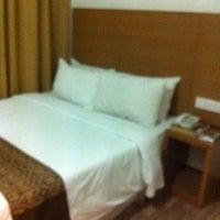 Photo taken at DORMANI Hotel by Mohd Hafidz R. on 4/12/2012