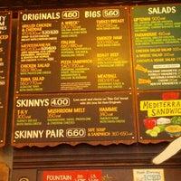 Photo taken at Potbelly Sandwich Shop by J V. on 7/28/2012