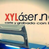 Photo taken at XY Láser  corte laser by Jorge R. on 3/29/2012