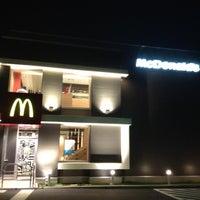 Photo taken at マクドナルド 4号線草加清門町店 by Masato on 7/13/2012