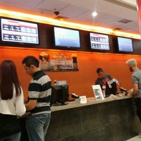 Photo taken at Cinemark by Daniel B. on 3/17/2012