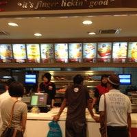 Photo taken at KFC by David A. on 4/27/2012