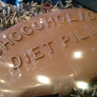 Photo taken at Panache Chocolatier by Mia A. on 3/20/2012