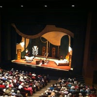 Photo taken at Booth Tarkington Civic Theatre by Michael L. on 2/10/2012