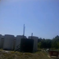 Photo taken at BLAZEK INJECTION WELL (Pander Trucking) by William S. on 7/1/2012