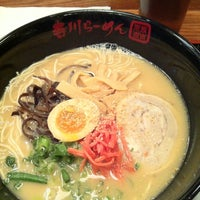 Photo taken at Terakawa Ramen by Tony T. on 3/25/2012