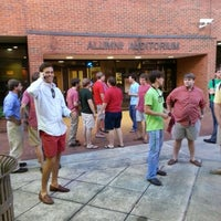 Photo taken at UAB Hill University Center by Chris H. on 9/6/2012
