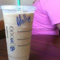 Photo taken at Starbucks by Molly M. on 4/15/2012
