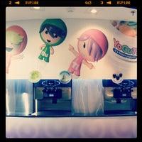 Photo taken at YoGuTi by Julia M. on 4/15/2012