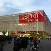 Photo taken at ESPRIT arena by Roy v. on 5/15/2012
