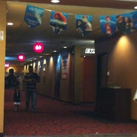 Photo taken at Cinemark City Mall by Clau L. on 8/27/2012