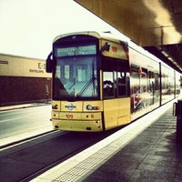 Photo taken at Entertainment Centre Tram Stop by Nils A. on 6/14/2012